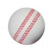 Stress ball - cricket ball white